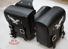 Free shipping motorcycle conversion equipment Knight Rider car cruise package Ying Wang earth side edging bag saddle bag