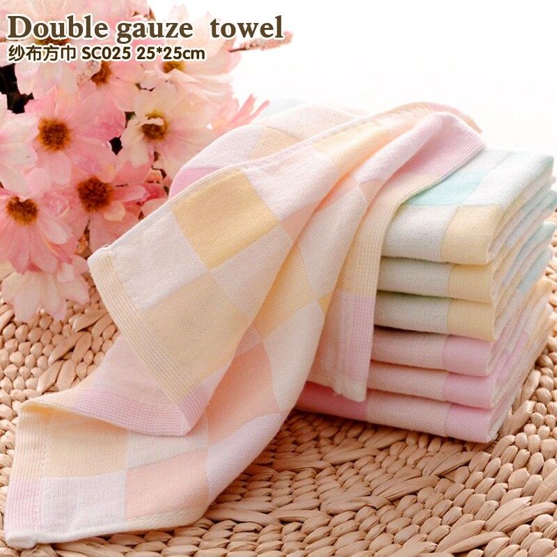 Double Face Technology Towel: Aliexpress.com : Buy Double The Twistless Cotton Gauze