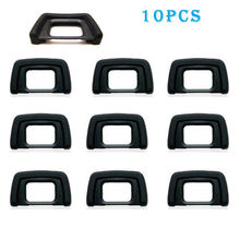 Cover Camera Viewfinder Eye-Cup Nikon Rubber for D5100/D5200/D5300/.. DK-24 Eyepiece-Hood