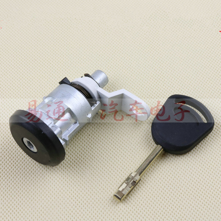 Free Shipping Ford Transit Auto/Car Practice Lock Cylinder With Black Car Key Locksmith Tools Training Car Lock hu92 car lock repair kit accessories car lock lock plate for bmw locksmith tools for car supply free shipping