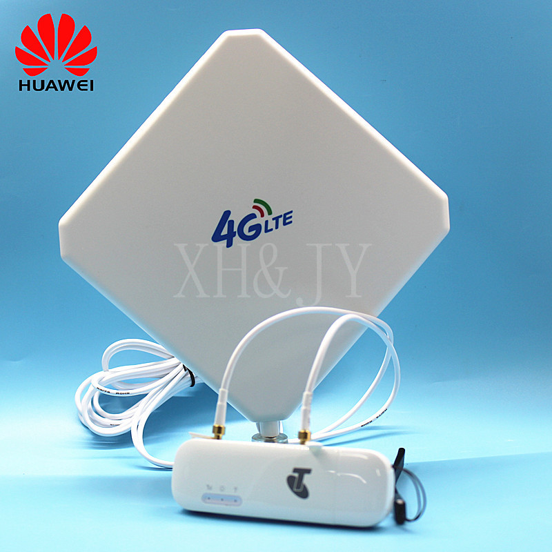 Unlocked Huawei Laptop E8372 4G LTE 150Mbps WiFi Modem 4G LTE MF782 USB Modem Dongle 4G Carfi Modem With Plus Antenna