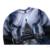Mr.1991 nueva juventud moda delgado Primavera y Otoño sudaderas niñas niños grandes divertido 3d magcal galaxy impreso hoodies boy basculador W4