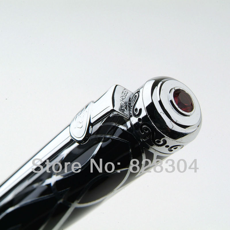 Duke roller pen beautiful Ruby Office writing gift pen + original box Free shipping