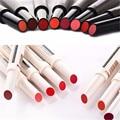 1pc new  16 matte color velvet moisturizing matte lipstick labiales matte lipstick to eat Easy on the makeup wish for women