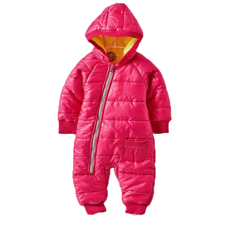 ФОТО toddler kids clothes fashion designer waterproof infant toddler winter baby boy snowsuits 12 18 months