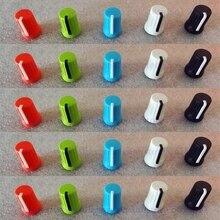 Colorful 25pcs/lot Rotary Control Knob fit For Pioneer XDJ RX R1 RZ AERO DJM T1 S9 DIY DJ