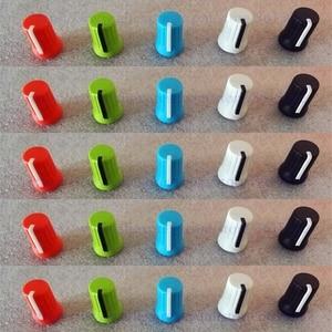 Image 1 - Colorful 25pcs/lot Rotary Control Knob fit For Pioneer XDJ RX R1 RZ AERO DJM T1 S9 DIY DJ