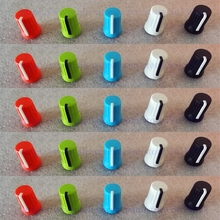 Đầy màu sắc 25 cái/lốc Quay Núm Điều Khiển phù hợp Cho Pioneer XDJ RX R1 RZ AERO DJM T1 S9 DIY DJ