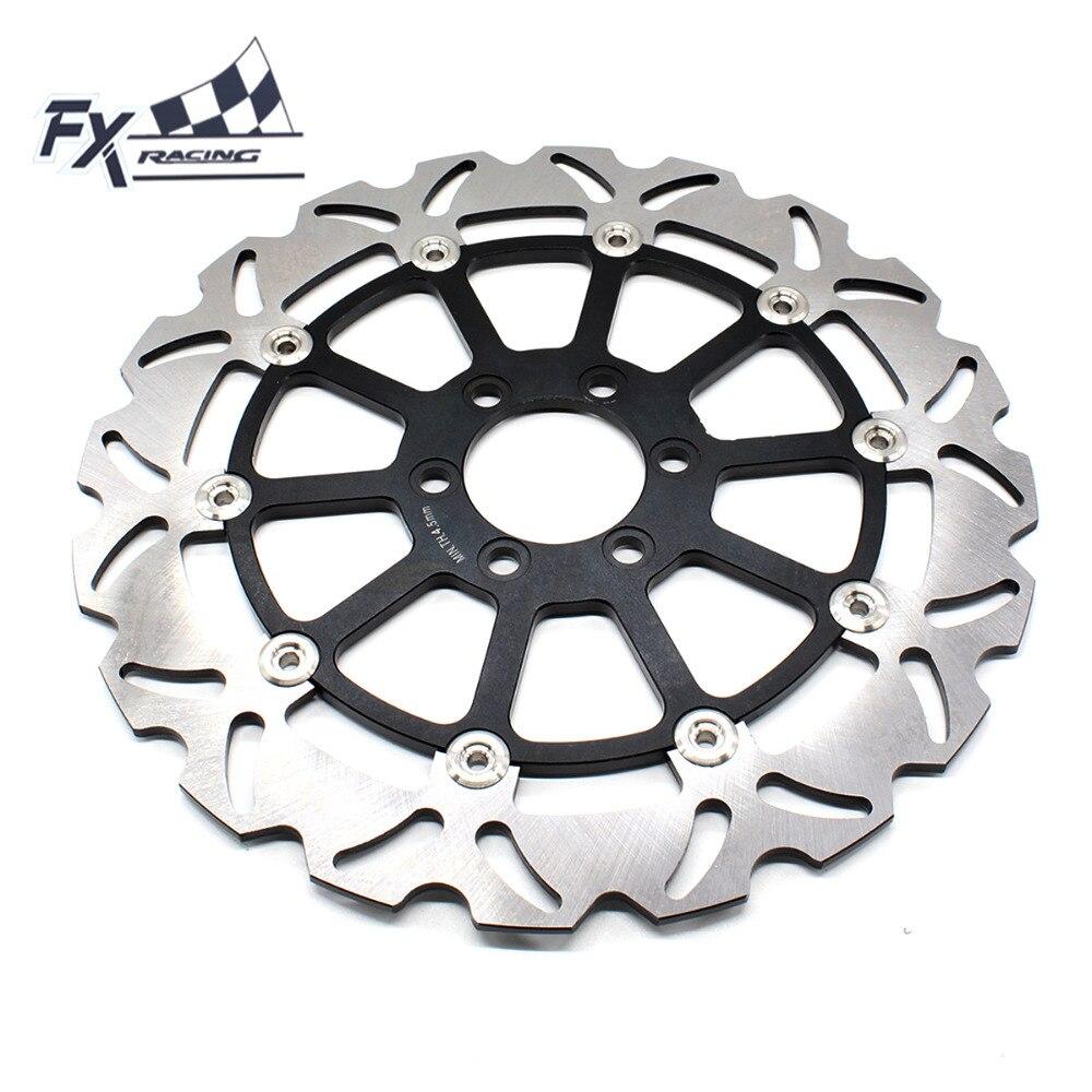 Motorcycle 300mm 320mm Floating Front Brake Disc Rotor Aluminum For KTM DUKE 125 200 390 DUKE390