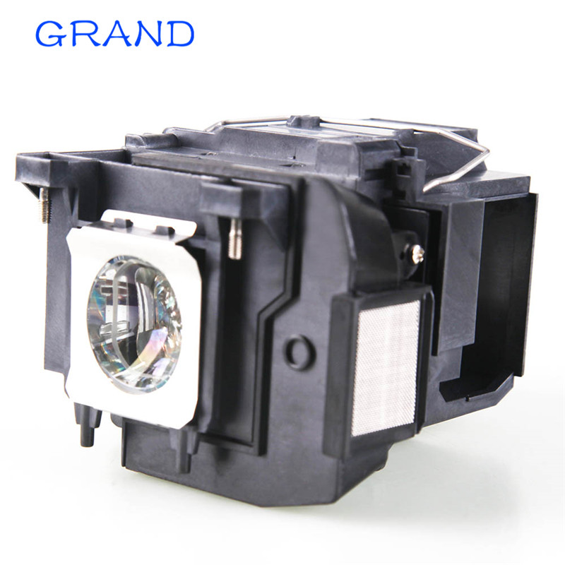 Replacement projector lamp ELPLP85 for EH-TW6600/EH-TW6600W/PowerLite HC3000/PowerLite HC3500/HC3600 with housing HAPPY BATE compatible bare projector bulb elplp85 for eh tw6600 eh tw6600w powerlite hc3000 powerlite hc3500 hc 3600e eh tw6700 eh tw6800