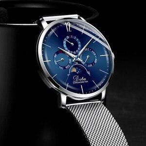 Image 5 - Montre bracelet automatique de sport pour hommes, luxe, 2020