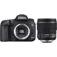Canon EOS 7D Mark II DSLR Camera Body with EF S 15 85mm f3.5 5.6 IS USM Lens