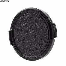 1 шт. новая защелкивающаяся стандартная передняя крышка для всех 52 мм для Canon для Nikon для sony для Pentax для Olympus горячая распродажа