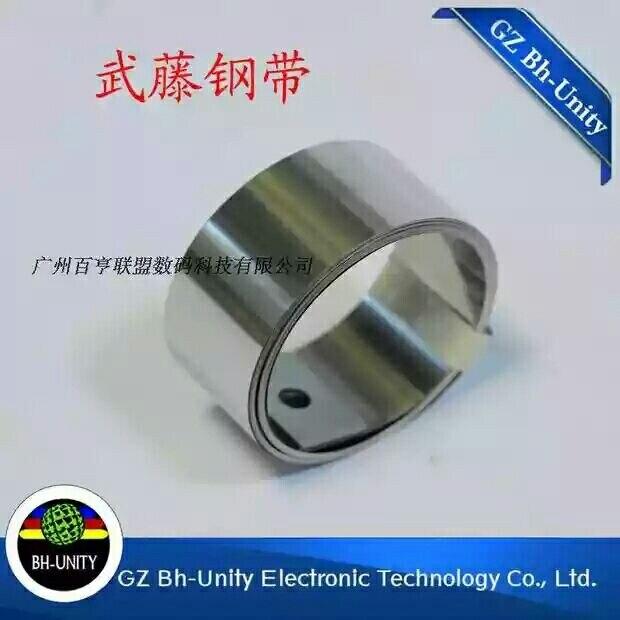 ФОТО Top quality mutoh roland allwin   inkjet printer steel belt for sale