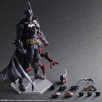 DC COMICS Play Arts KAI Batman Rogues Gallery Two-Face Đôi Khuôn Mặt Búp Bê PVC Hành Động Hình Sưu Tập Đồ Chơi Mô Hình 29 cm KT3547