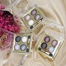 K.A.N Brand  4Colors eyeshadow Baked Powder for Makeup Cosmetic with Good Quanlity By Factory