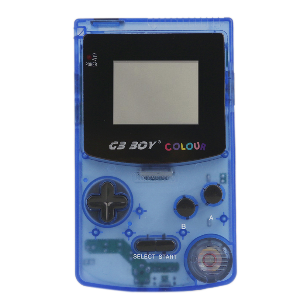 GB Boy Colour Color Handheld Game Console Player 2.7 Portable Classic Consoles With Backlit 66 Built-in GamesGB Boy Colour Color Handheld Game Console Player 2.7 Portable Classic Consoles With Backlit 66 Built-in Games