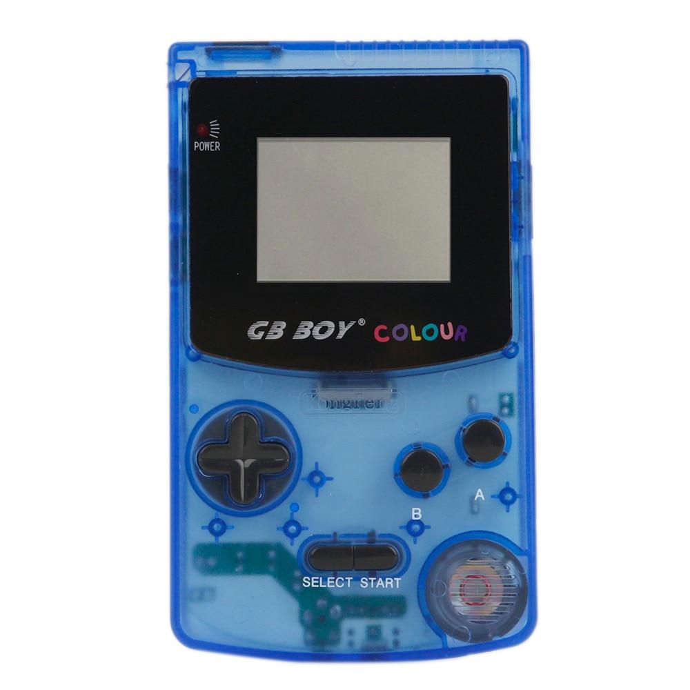 GB Boy-consola de juegos portátil, consola de juegos portátil clásica de 2,7 pulgadas, con retroiluminación, 66 juegos integrados