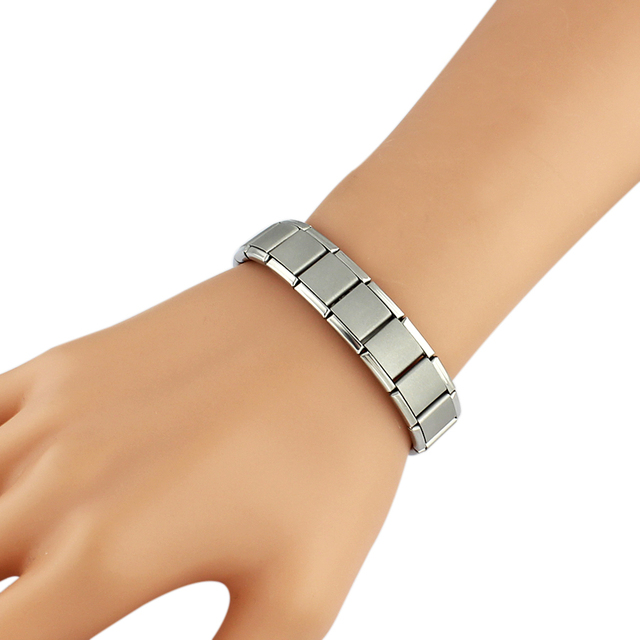 TG120 Germanium Titanium Steel Bracelet