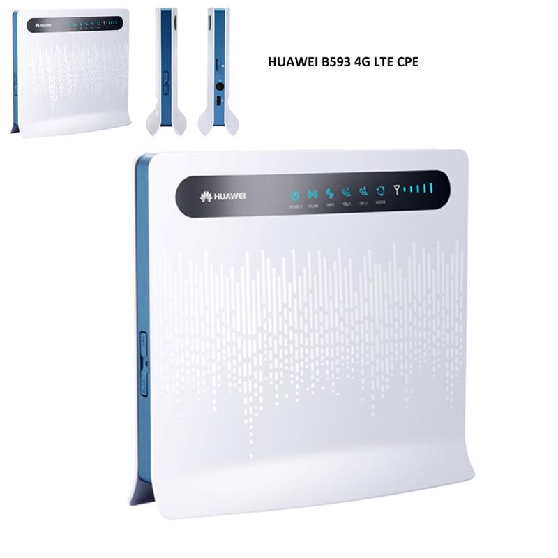 Unlocked Huawei B593u-12 150M 4G Lte Mifi Router CPE Dongel 4G Lte Wifi Router B593 pk b593S-22 b880 b890 b593s-12 unlocked huawei b593 b593u 12 lte mifi wifi 4g home router wireless 4g lte dongle with sim card slot cpe pk e5172 b880 b890