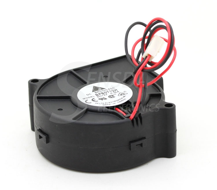 Купить с кэшбэком Free Shipping for delta BFB0712H 7530 DC 12V 0.36A projector blower centrifugal fan cooling fan