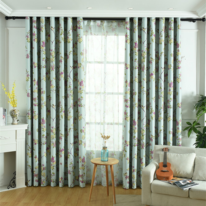 Dining Room Curtain Panels: Curtains For Living Dining Room Bedroom Full Blackout