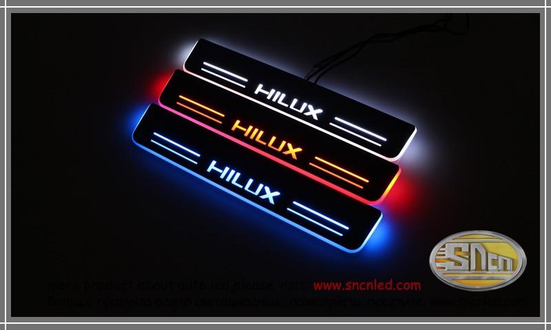 Pedal Hilux Rear -9