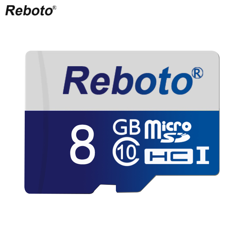 Hot Micro SD Card 64GB 32GB Microsd UHS-I Class 10 High Speed Memory Card 16GB 8GB C10 Reboto TF Card for Smartphone