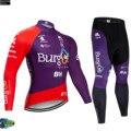 Фиолетовый BH Team осень 2019 веломайка 12D набор велосипедных штанов для мужчин Ropa Ciclismo Весенняя длинная велосипедная Одежда для велоспорта