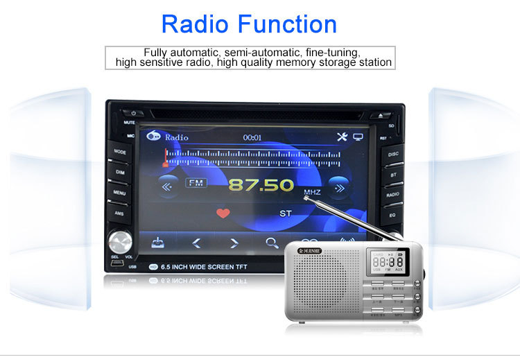 navegación esta Radios De 7