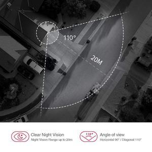 Image 4 - Камера видеонаблюдения Foscam G2, 1080P, 2 Мп, Wi Fi, IP66, водонепроницаемая, с ночным видением 65 футов