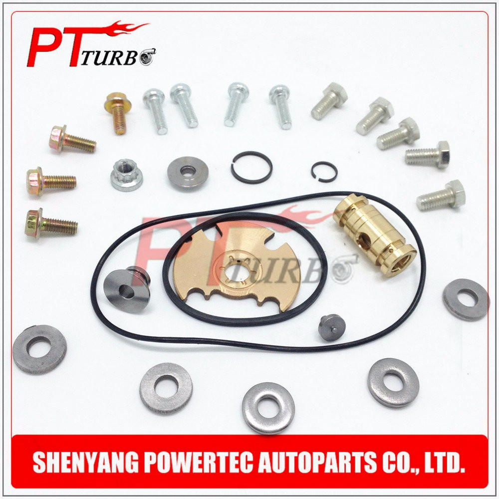 Turbo repair kits GT1749V 708639 / 14411-AW301 rebuild turbo parts for Renault Megane II Laguna II Scenic II Espace 1.9 dCi F9Q