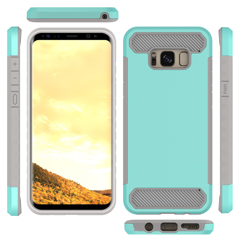 Shockproof Samsung Galaxy S7 Edge S8 S9 Plus J3 J7 Hybrid Armor Full Body Cover For Samsung Note 8 Phone Coque