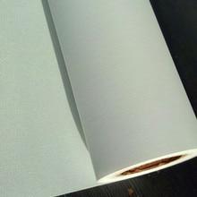 """5""""* 50 м струйной печати матовая ткань шифон плакат на холсте рулоны, материал"""