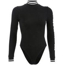 Sexy Skinny Turtleneck Knitted Bodysuits