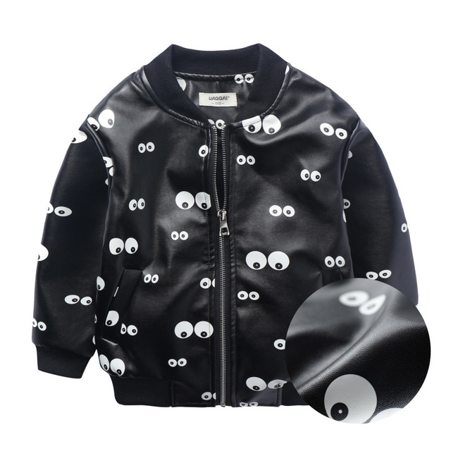 c20cd41c5 A baby coat spring 2017 big eyes full of children s clothing ...