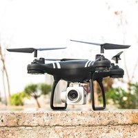 RC Helicopter Drone with Camera HD 1080P WIFI FPV Selfie Drone Altitude Hold Professional Foldable Quadcopter
