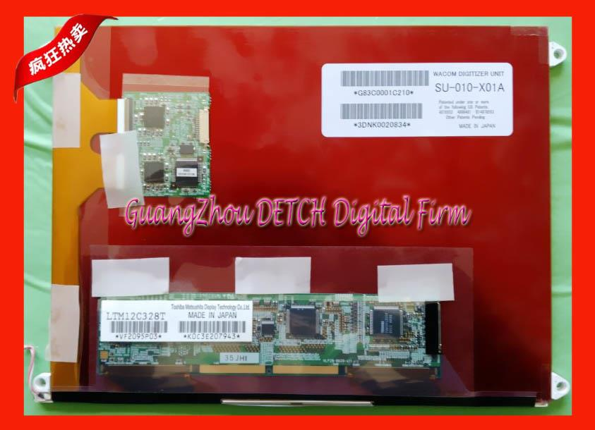 Industrial display LCD screenLTM12C328T LCD screen  Industrial  Laptop internal display 12.1-inch ideal lux подвесная люстра ideal lux clown sp7 cromo