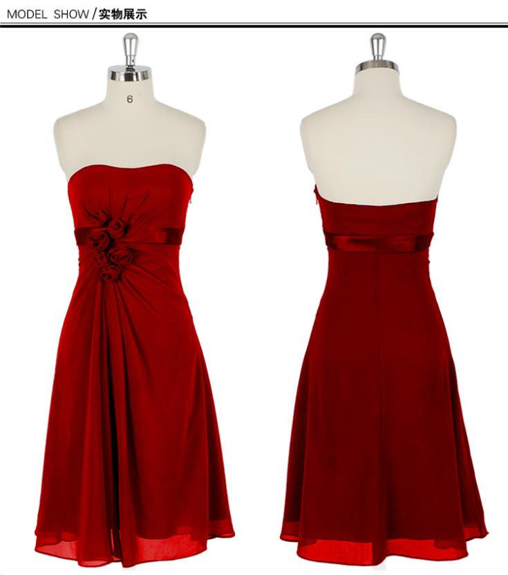 Red bridesmaid dresses under 100 - Fashion dresses