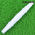 KELUSHI  Drop cable Optical fiber Protection box small round tube heat shrink tubing to protect fiber splice tray 100pcs