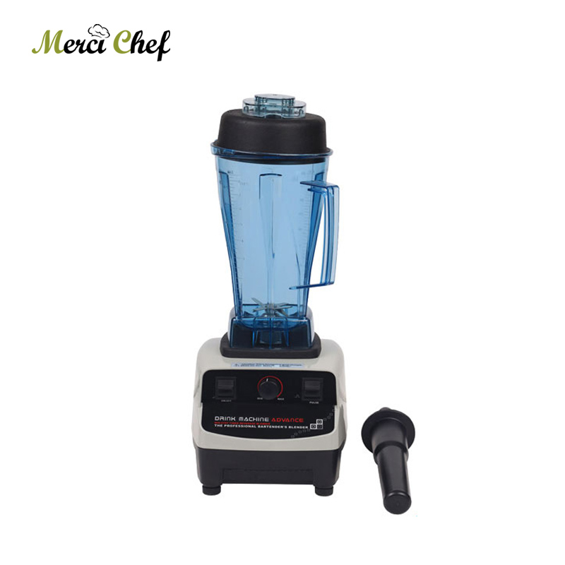 KITCHEN AID Food Processor US/UK/EU plug Heavy Duty Commercial Blender Juicer Fruit And Vegetable Mixer Grinder Electrical bpa 3 speed heavy duty commercial grade juicer fruit blender mixer 2200w 2l professional smoothies food mixer fruit processor