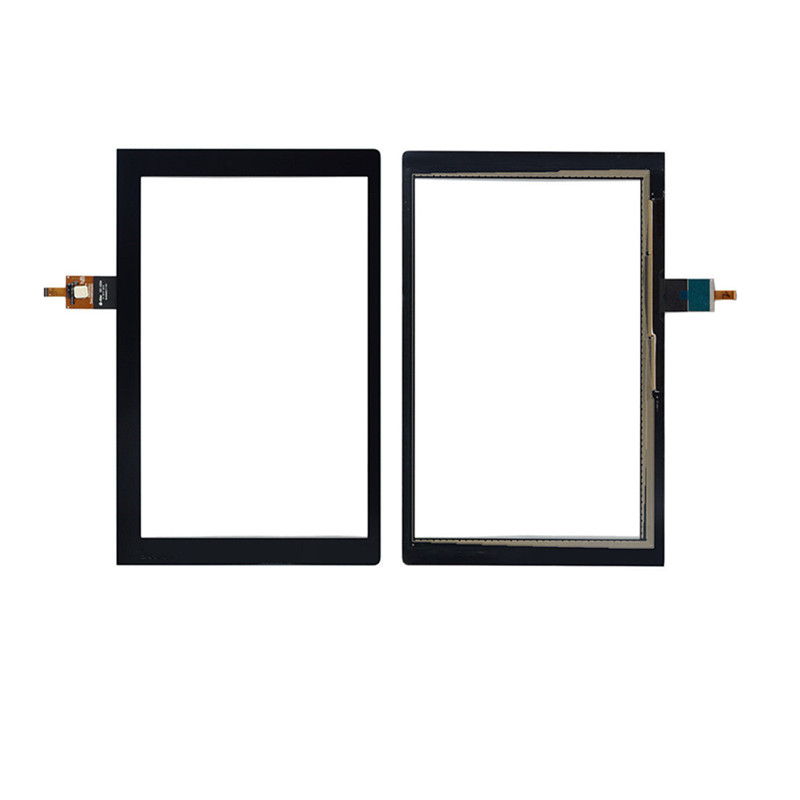 New 10.1 Digitizer Touch Screen Glass For Lenovo YOGA Tab 3 YT3-X50 YT3-X50F YT3-X50M usb charging port plug flex cable for lenovo yoga tab 3 yt3 x50l yt3 x50f yt3 x50 yt3 x50m p5100 usb fpc v3 0 usb cable