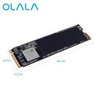 Новое поступление OLALA M.2 PCIe SSD Внутренний твердотельный накопитель Super speed 480 ГБ M.2 SSD для портативных ПК Server