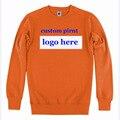 Печатание Передачи тепла На Заказ Графический Печати Пуловер Sweatershirt Хлопок Поли Sueter Полиграфическая Компания Цифровая Печать