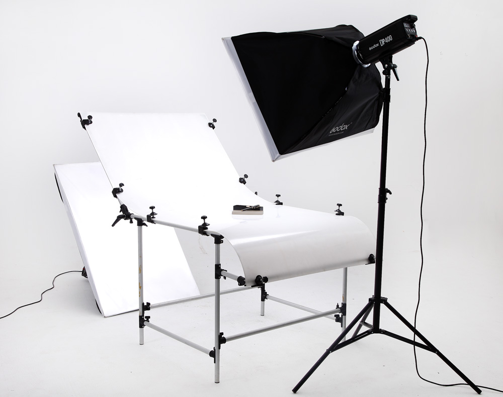 godox dp400w studio flash 2 photography light set photographic equipment