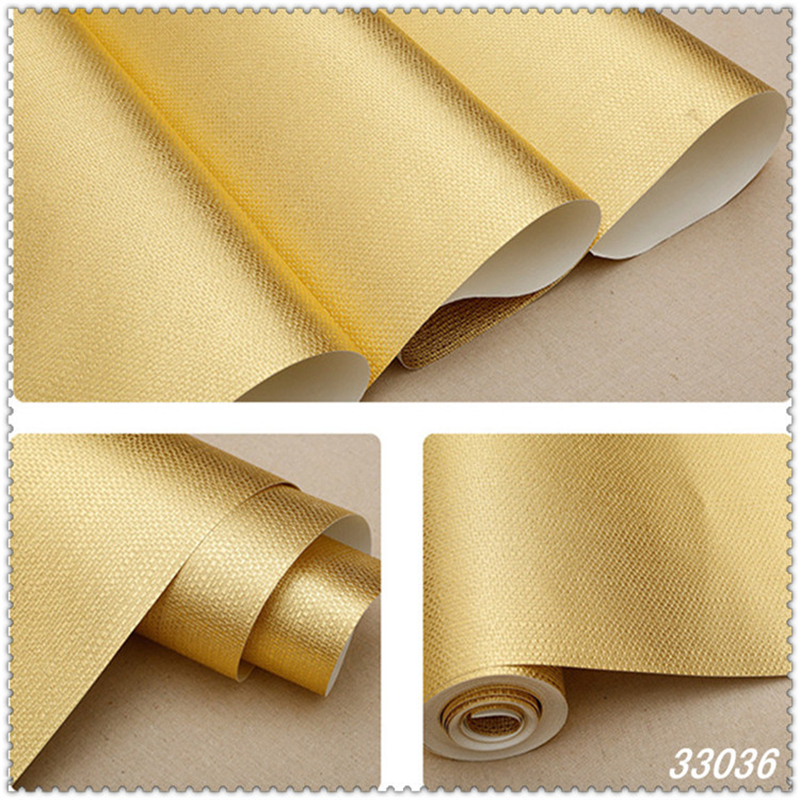 Beibehang magnifique imitation motif feuille d'or papier peint plafond hôtel KTV divertissement gris argent papier peint - 2