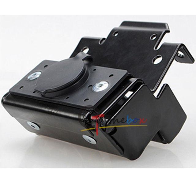 Kit Fechadura capô Montagem Anti-Roubo Security Lock Set Para 07-16 Jeep Wrangler JK