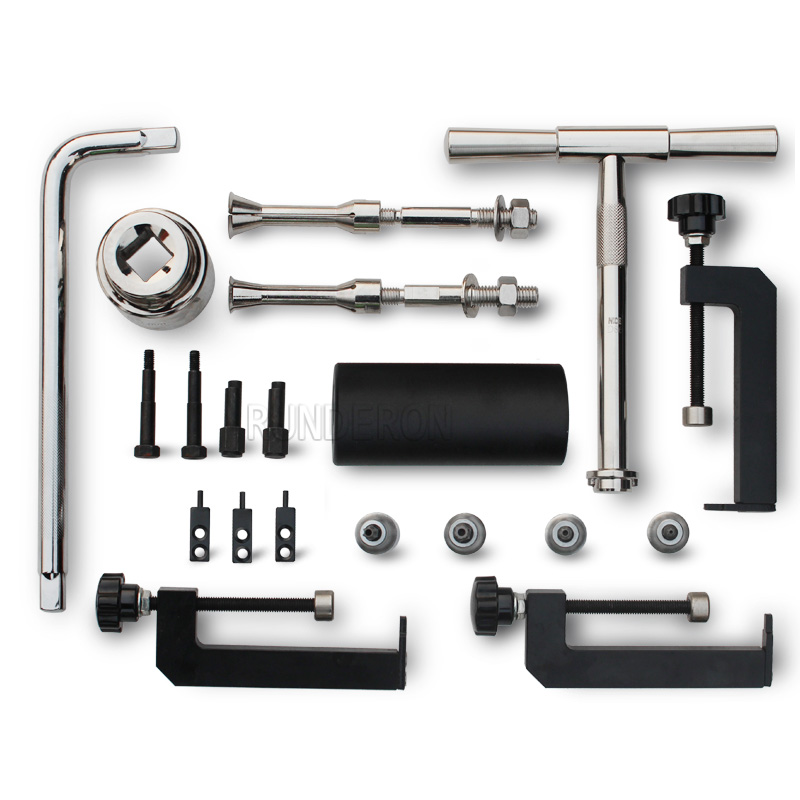 20 Kits Electrinic Control High Pressure Pump Disassembly Assembly Common Rail Repair Tools forBOSCH/DENSO/DELPHI/SIEMENS