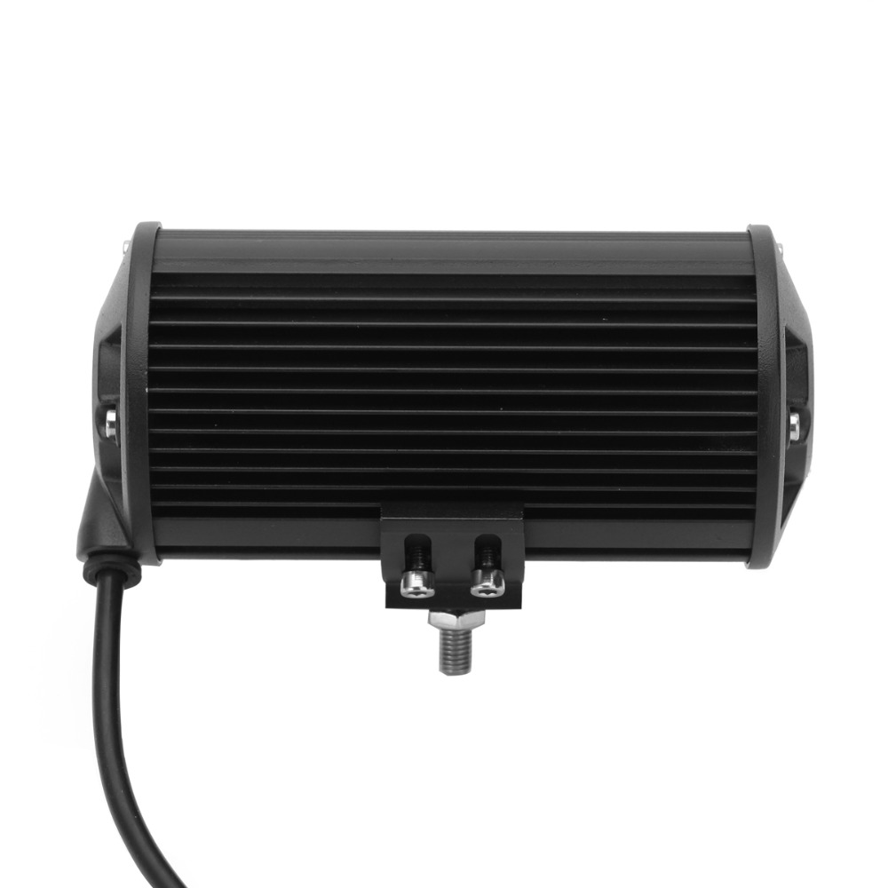 60W Offroad LED Arbetslampa 6,5 '' Bil ATV Trailer Camper - Bilbelysning - Foto 5