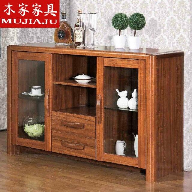 Muebles de estilo chino de madera maciza / muebles de comedor ...